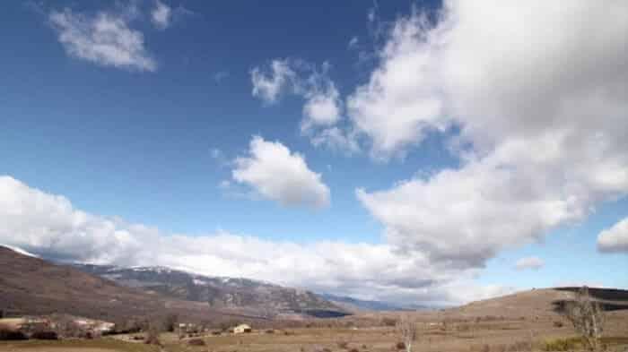 Descenso del turismo rural de Madrid en julio
