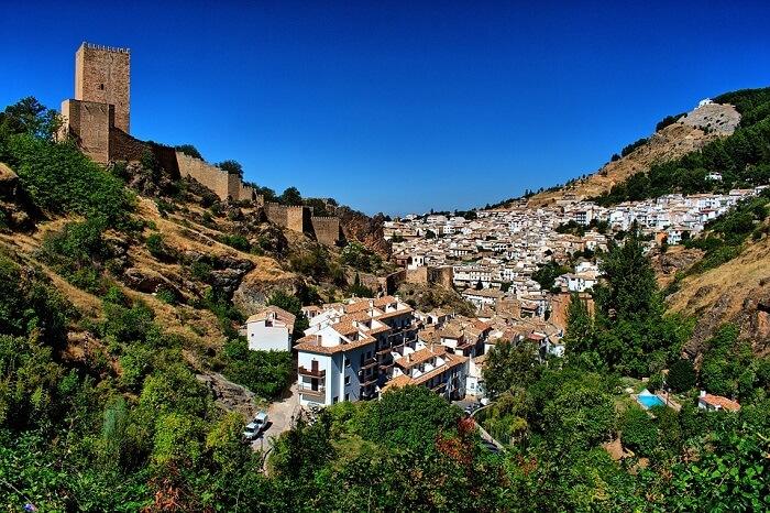 El turismo rural en Andalucía aumenta en agosto de forma sobresaliente