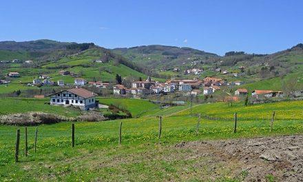 Leve descenso del turismo rural en Guipúzcoa en noviembre