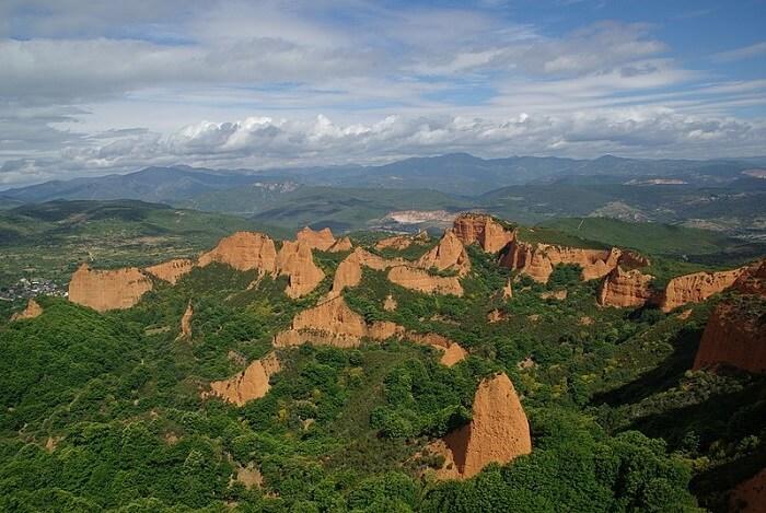 El Paraje de Las Médulas alcanza las 100.000 visitas en 2019