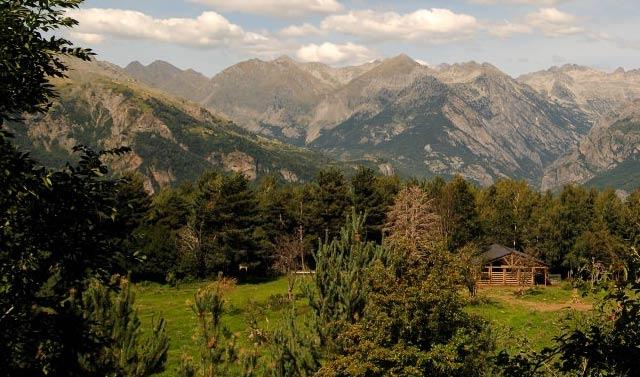 Parque Faunístico en el Pirineo Lacuniacha- Piedrafita de Jaca, Huesca