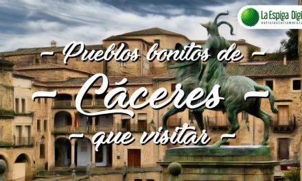 18 Pueblos Bonitos de Cáceres que visitar