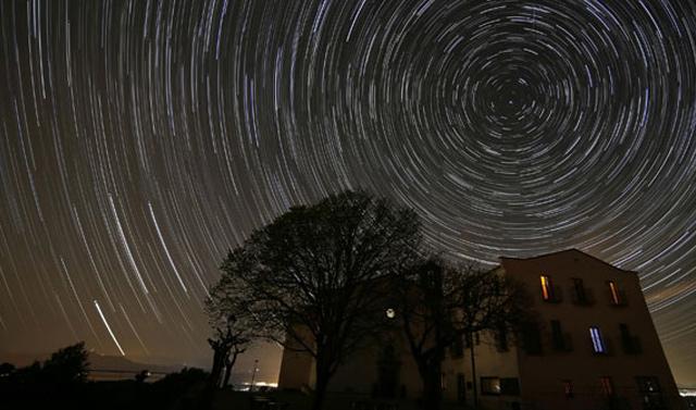 Hoteles para ver las estrellas