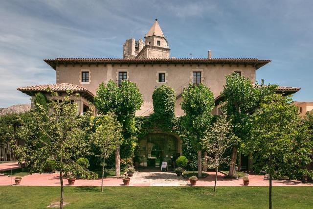 hoteles rurales cataluña palau mirador
