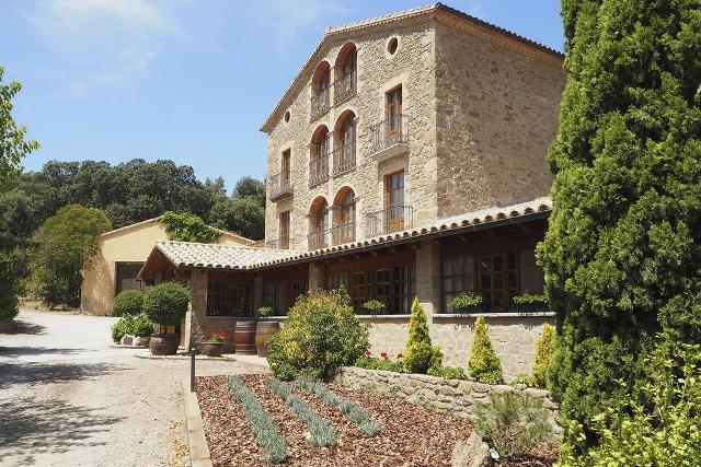 hoteles rurales cataluña cal majoret