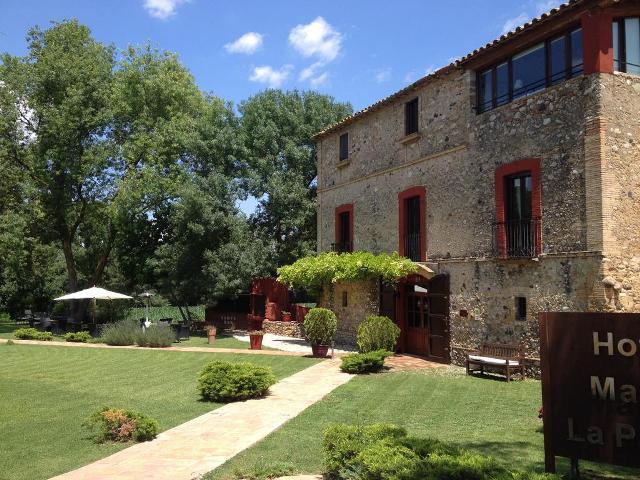 hoteles rurales cataluña masia la palma